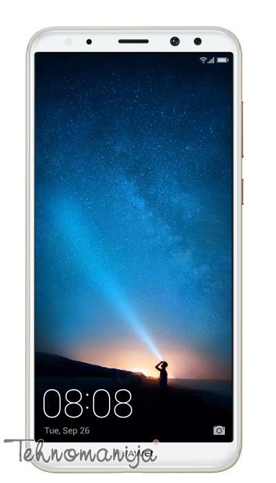 HUAWEI mobilni telefon MATE10 LITE PR.G DS, 4GB, Dual 16+2 MP, Zlatna