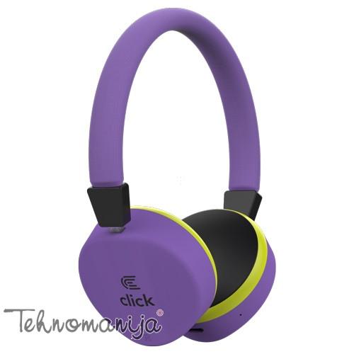 CLICK Slušalice AV BHL2PU