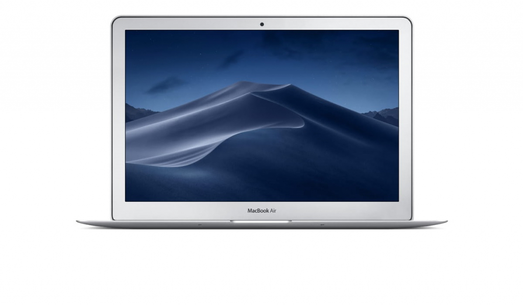 "MacBook Air 13"" - 1,8 GHz/8 GB/128 GB SSD - Silver"