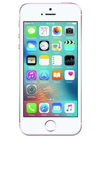 iPhone SE - 32 GB - Rose Gold