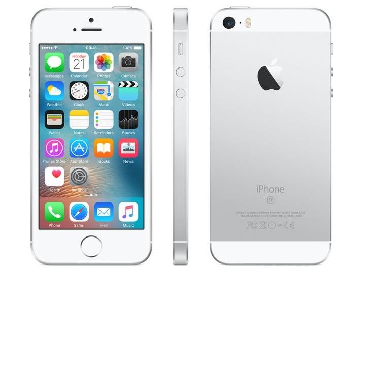 iPhone SE - 32 GB - Silver