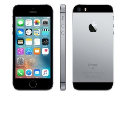 iPhone SE - 32 GB - Space Grey