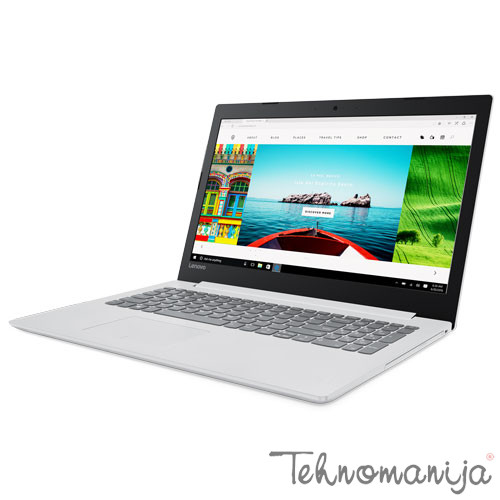 "LENOVO Laptop 320 15IAP 80XR00BAYA 15.6"", 4GB, 500GB, FreeDOS"