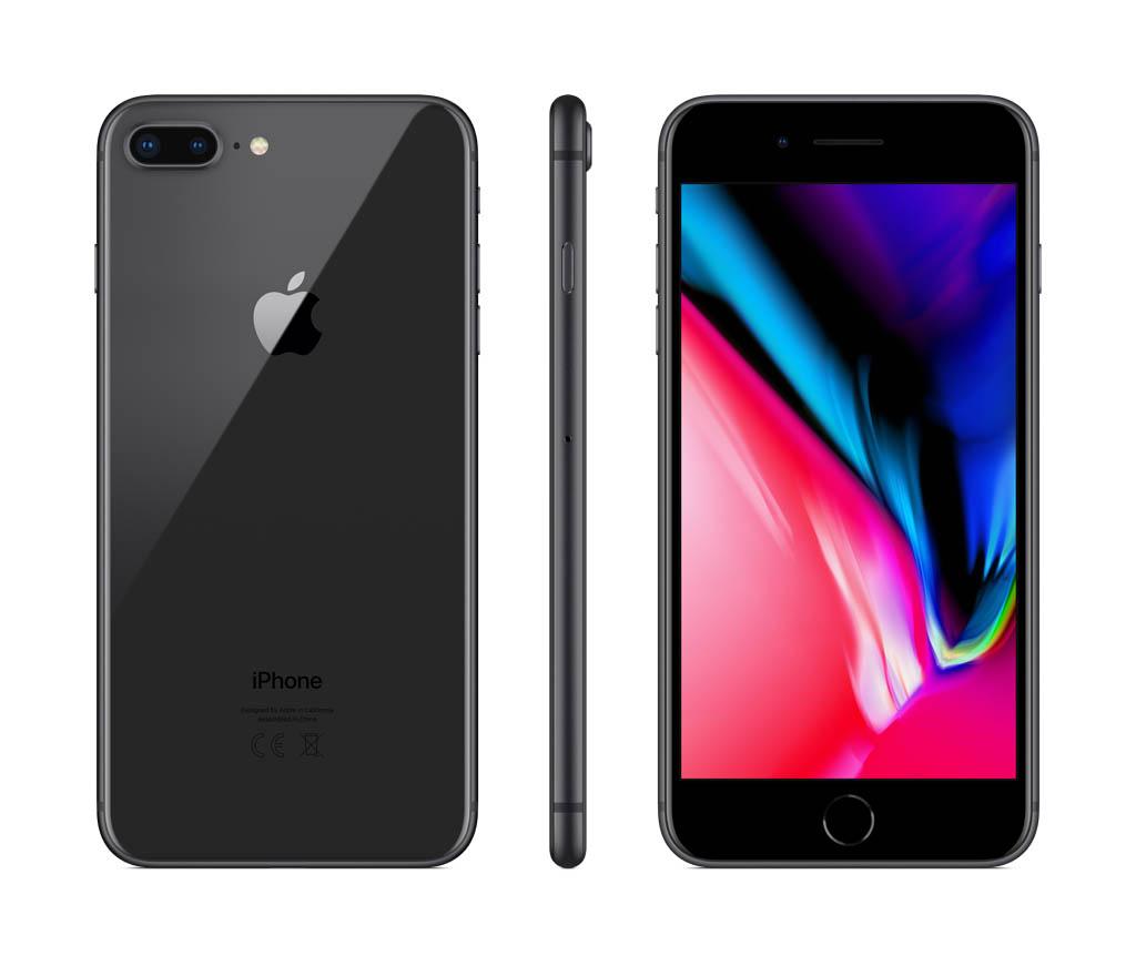 iPhone 8 Plus - 64 GB - Space Grey