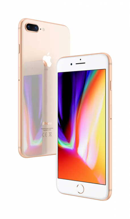 iPhone 8 Plus - 256 GB - Gold