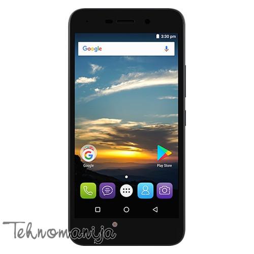 TESLA Smart telefon TSM 3 3 DG, 1GB, 8.0 Mpix, Crna