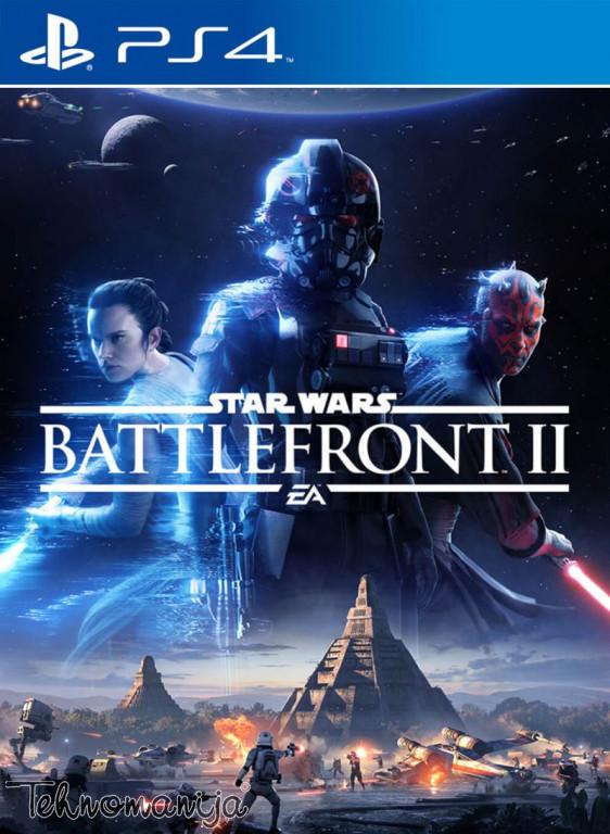 ELECTRONIC ARTS igra STAR WARS BATTLEFRONT II