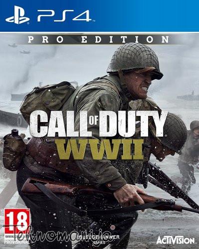 ACTIVISION BLIZZARD igra COD: WWII PRO EDITION