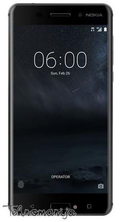 NOKIA mobilni telefon 6 MATTE B DS
