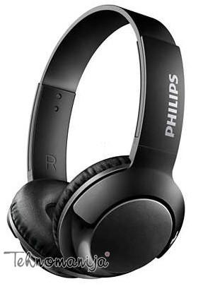 PHILIPS Slušalice SHB3075BK 00