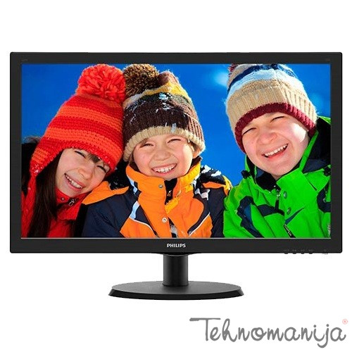 PHILIPS Monitor 243V5LHSB/00