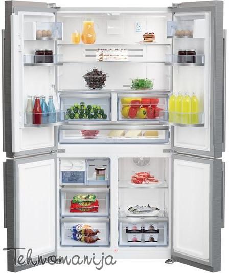 BEKO Side by side frižider GN1416221ZX, Neo Frost