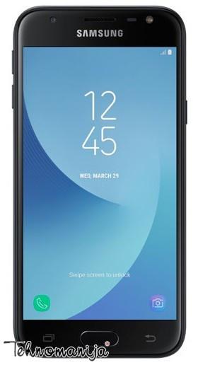 SAMSUNG Galaxy J3 (2017) J330 CRNA DS