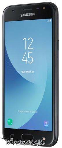 SAMSUNG Galaxy J3 (2017) Dual Sim Crni J330 CRNA DS