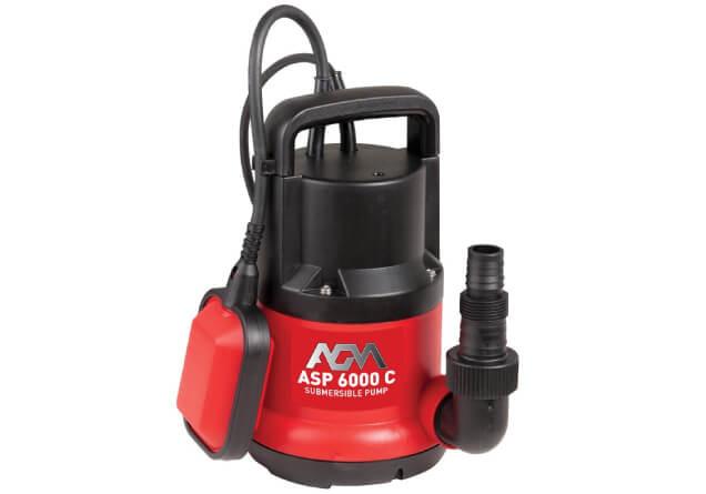AGM Potapajuća pumpa za čistu vodu ASP 6000