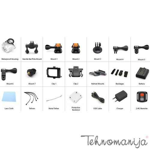 EKEN Akciona kamera H8R