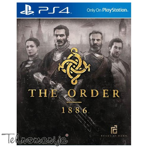 SONY Igra PS4 THE ORDER 1886