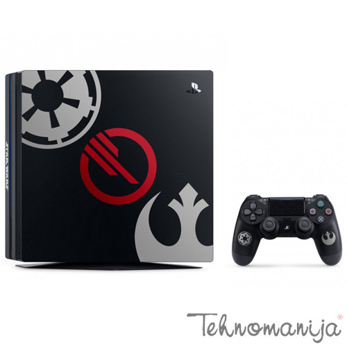 SONY PS4 PRO Konzola 1TB + STAR WARS BFII LE