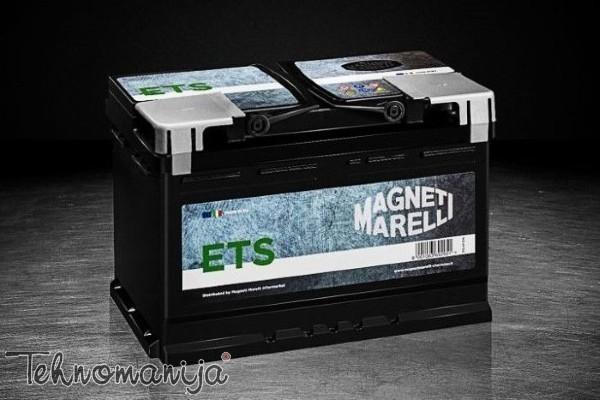 MAGNETI MARELLI Akumulator 62AH D+ MM