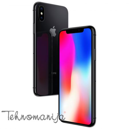 iPhone X - 64GB - Space Gray