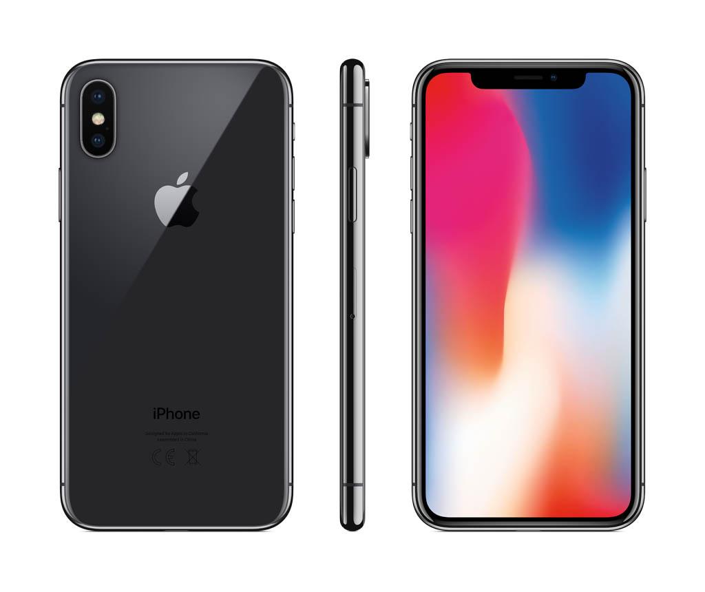 iPhone X - 256 GB - Space Grey