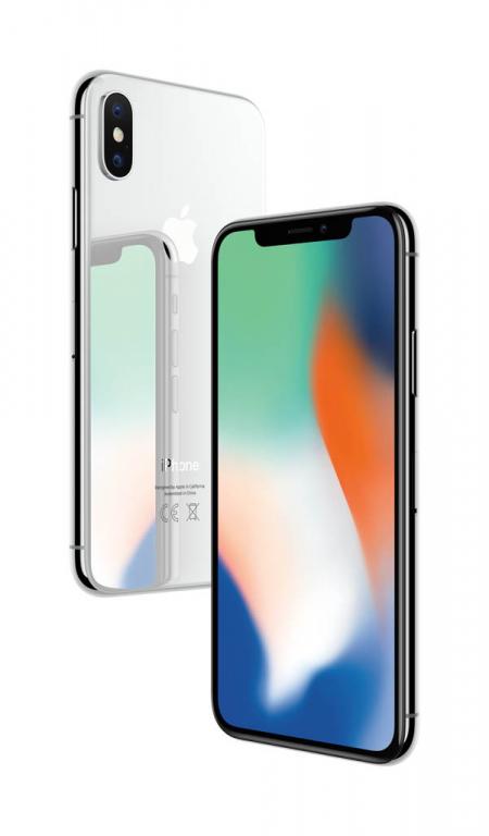 iPhone X - 256 GB - Silver