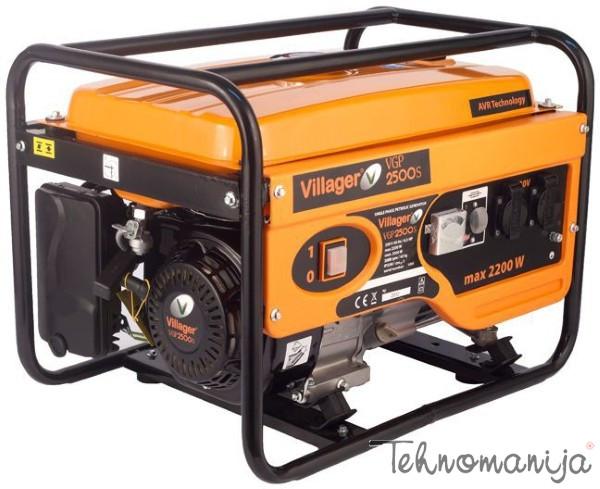 VILLAGER Benzinski agregat VGP 2500 S