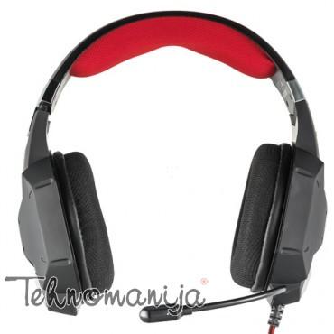 TRUST Slušalice GXT 322, Crne
