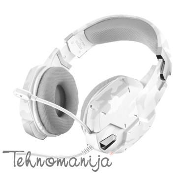 TRUST Slušalice GXT 322W, Bele