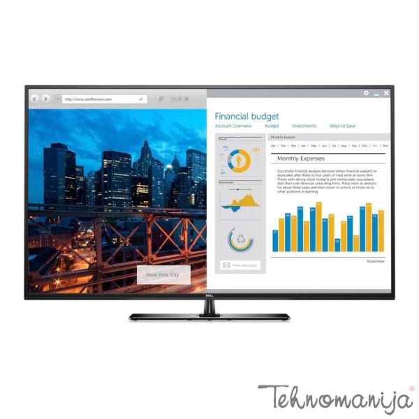 """DELL Monitor 55"""" C5517H, 1920x1080 Full HD"""