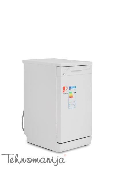 ELIN Mašina za pranje sudova ED 09 FM, Samostalna