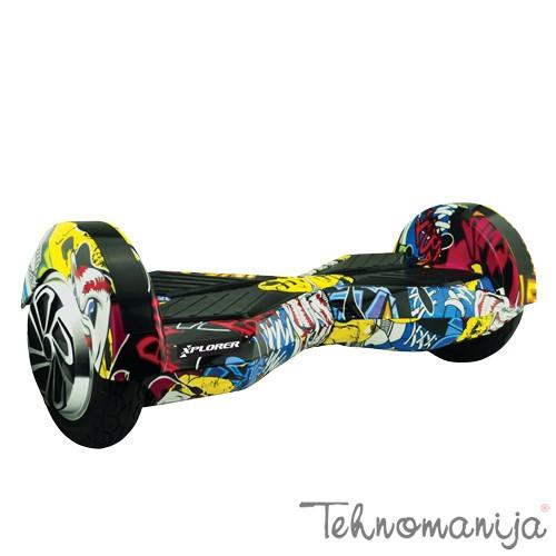 XPLORER Hoverboard JOKER