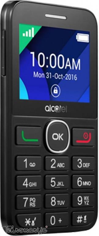 "ALCATEL Mobilni telefon 2008G FULL BLACK, 2.4"", 2.0 Mpix"
