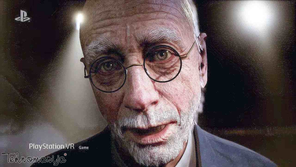 PS4 Igra THE INPATIENT, SONY