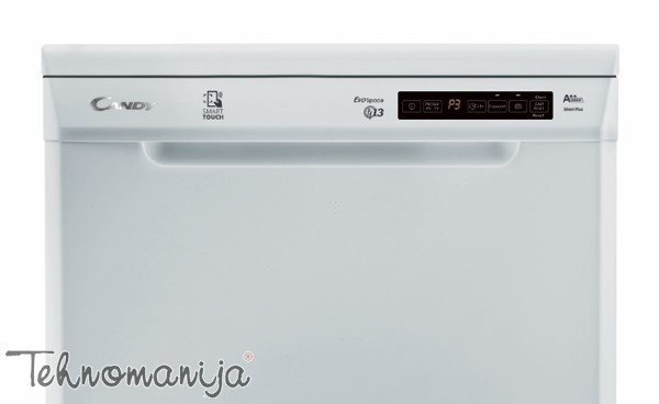 CANDY Mašina za pranje sudova CDP 2DS36W, Samostalna