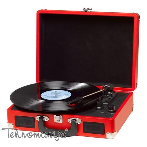 DENVER Gramofon VPL-120 CRVENI
