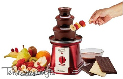 ARIETE Aparat za pripremu čokoladne fontane AR2962