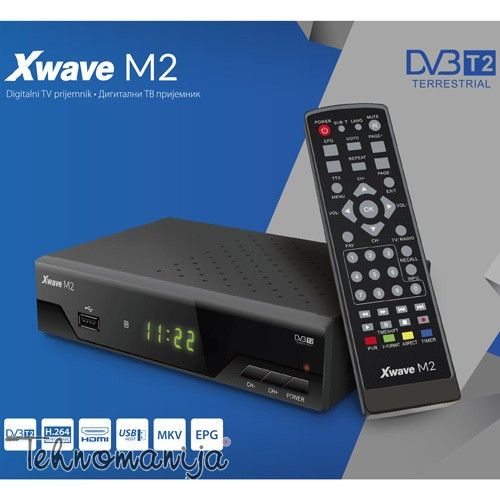 XWAVE Set top box XWAVE M2