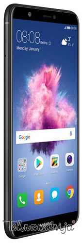 """HUAWEI Mobilni telefon P SMART CRNA DS 5,65"""", 3GB, 13 + 2 Mpix"""