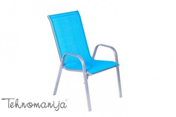 AGROMARKET Baštenska stolica Como - Plava