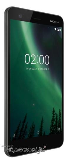 NOKIA Smart telefon NOKIA 2 COPPER BLACK DS, 1GB, 8MP