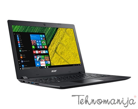 "ACER Laptop A315-51-53SC, 15.6"", 4GB, 500GB, Linux"