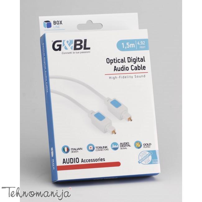 G&BL Audio kabl BLOPTDI15