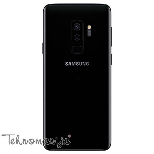 SAMSUNG Galaxy S9+ SM-G965FZKDSEE BLACK, 6GB, 12.0 Mpix + 12.0 Mpix