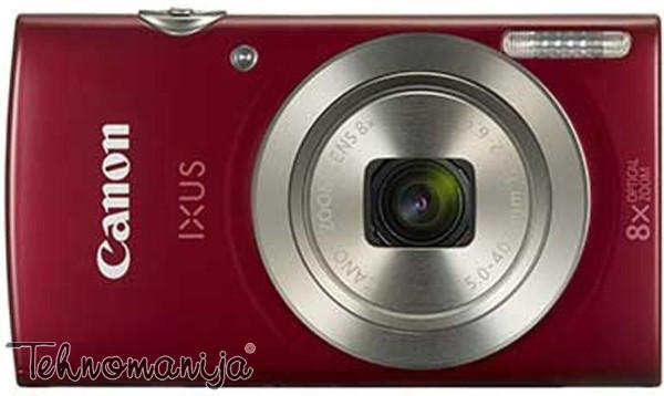 Canon Kompaktni foto-aparat Ixus 185 - Crveni