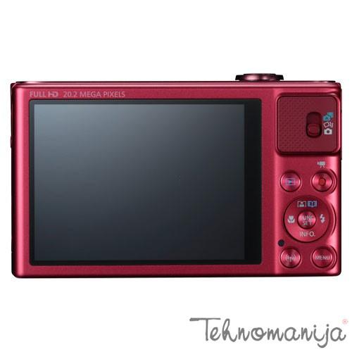 CANON Kompaktni fotoaparat SX620HS RED