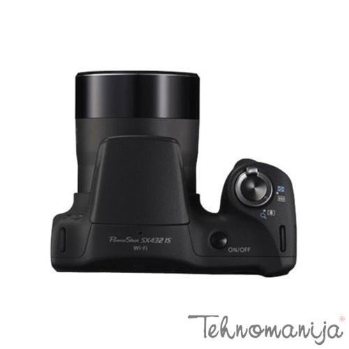 CANON PowerShot fotoaparat SX430BLK
