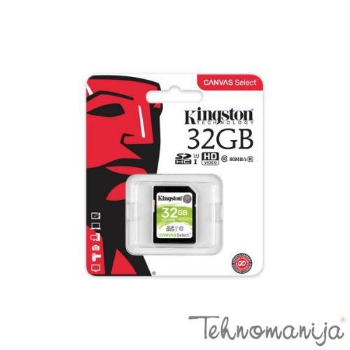 KINGSTON Memorijska kartica SDS 32GB