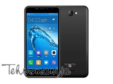 OUKITEL Smart telefon C9, 1 GB, 5 Mpix, Crni