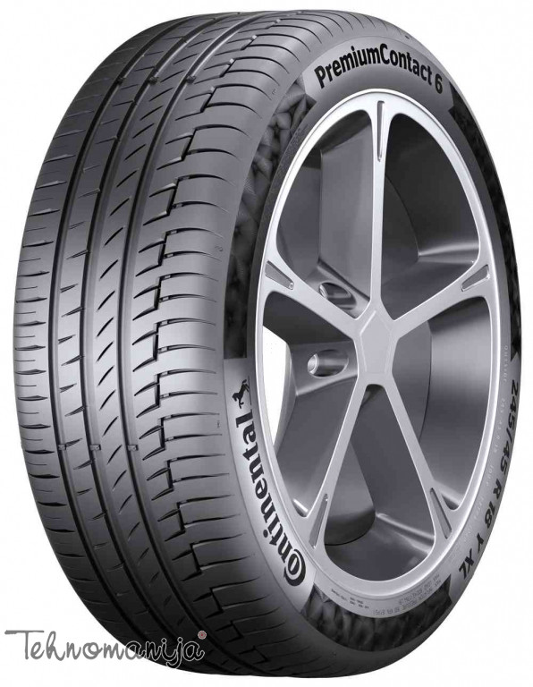 CONTINENTAL Letnje auto gume 235/45R17 97Y XL FR PremiumContact 6